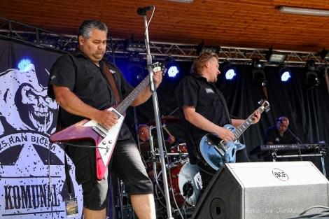 Komunál, Kamenité Čas Rock Fest 2019