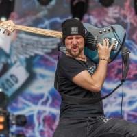 Československý Rockfest: Nad hlavami létal rock'n'roll a zazněla česká hymna v rockovém kabátu