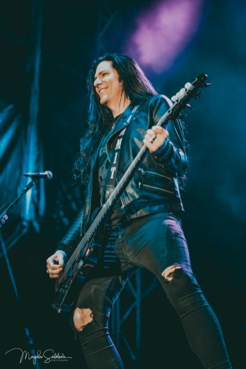 Todd Kerns, Topfest 2019, Slash ft. Myles Kennedy & The Conspirators