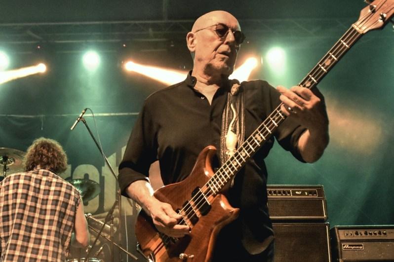 Nazareth, Pete Agnew