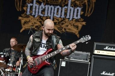 Masters of Rock 2019, Rhemorha