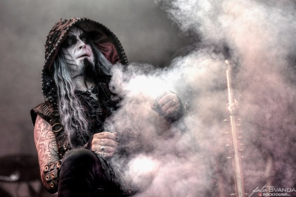 Masters of Rock 2019, Dimmu Borgir, Shagrath