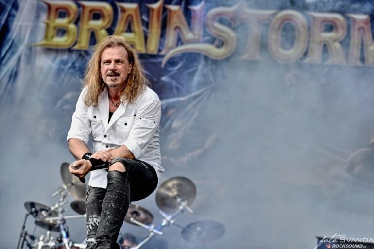 Masters of Rock 2019, Brainstorm, Andy B. Franck