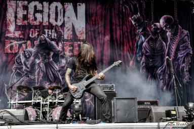 Masters of Rock 2019, Legion of the Damned