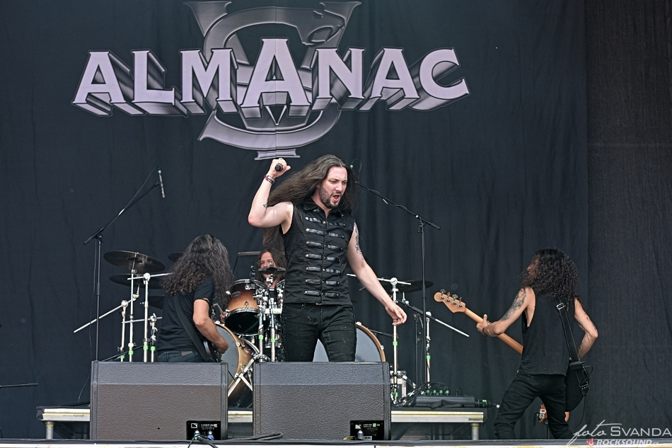 Metalfest 2019, Almanac