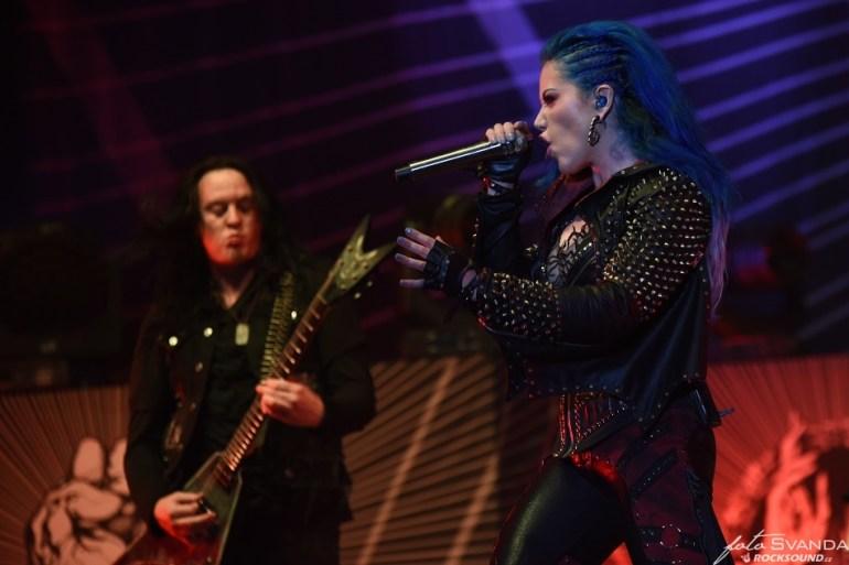 Metalfest 2019, Arch Enemy, Alissa White-Gluz, Michael Amott