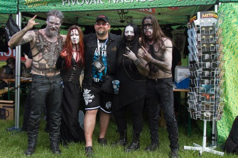 Fans, MetalGate Czech Death Fest 2019