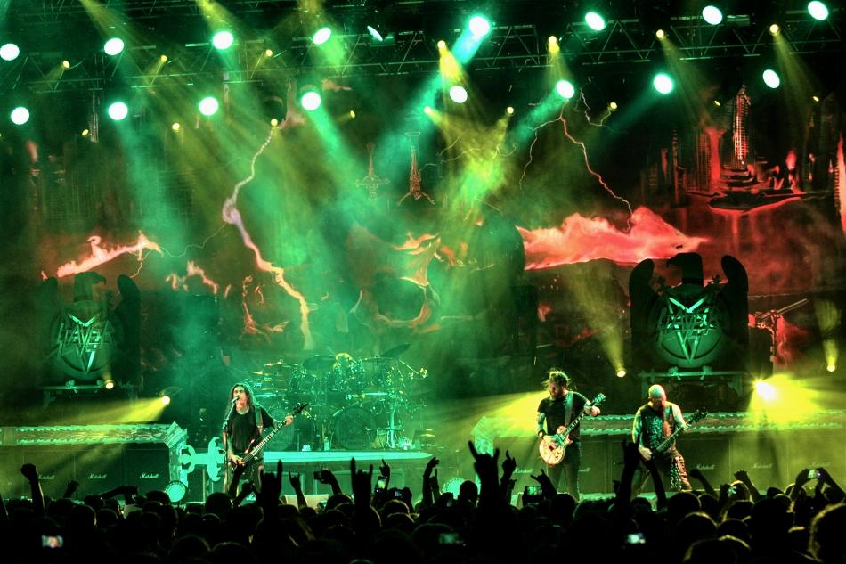 Slayer, Praha 2019