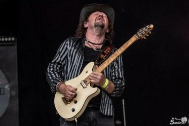 Rockfest Dačice 2019, Limetall
