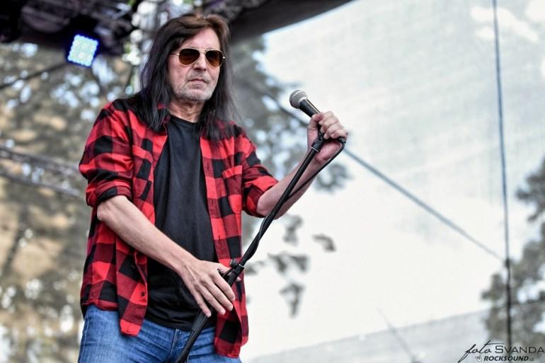 Zemětřesení, Aleš Brichta, The Legends Rock Fest Hořice 2019