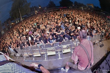 Trautenberk, Fans, The Legends Rock Fest Hořice 2019