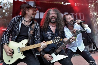 Rockfest Dačice 2019, Limetal