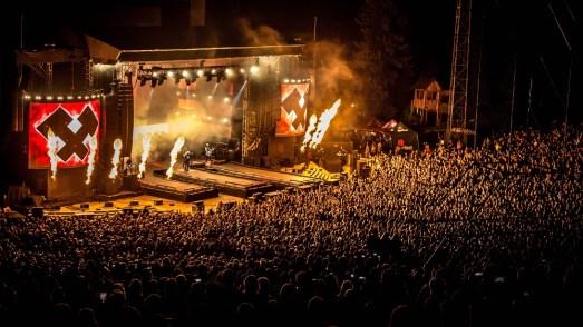 Kabát, Lochotín Plzeň 2019