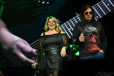 Aleš Brichta, Lucie Roubíčková, narozeniny Aleš Brichta 60, Forum Karlín, Praha 2019