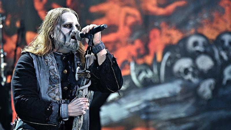 Attila Dorn, Powerwolf