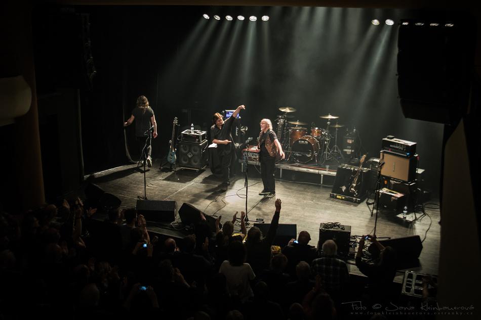 Martin Barre & Band, Praha 2019