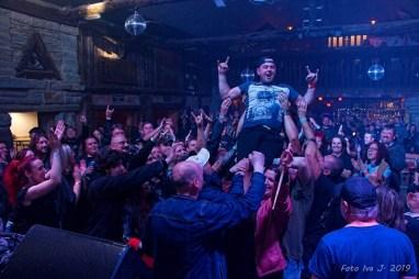 Witch Hammer v Rock Café Southock Jablunkov