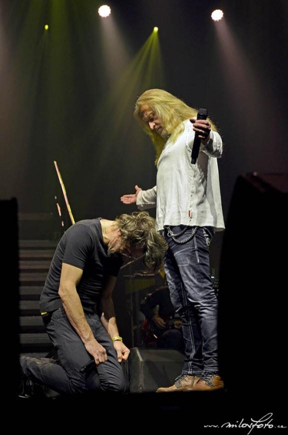 Jesus Christ Superstar, Dan Bárta, Kamil Střihavka