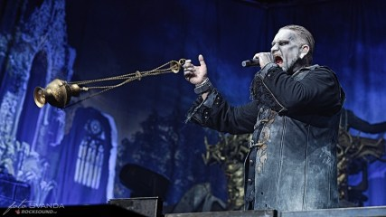 Powerwolf, Attila Dorn