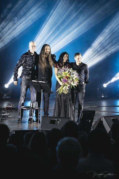 Tarja Turunen, Hradec Králové, Aldis 2019