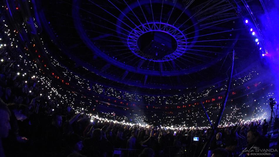 Sabaton, Apocalyptica, Amaranthe, O2 arena, Praha