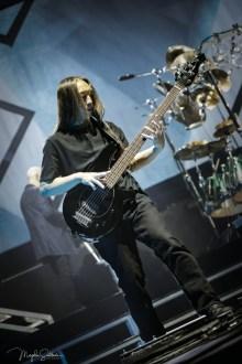 Dream Theater, John Myung, Praha 2020
