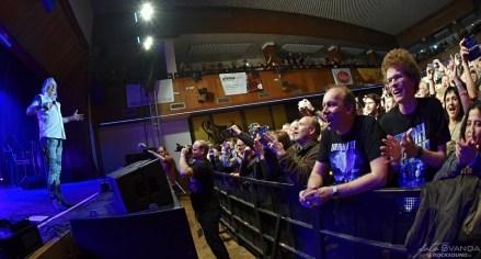 Fans, Uriah Heep, Bernie Shaw, Havlíčkův Brod 2020