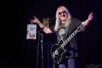 Uriah Heep, Mick Box, Havlíčkův Brod 2020