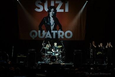 Suzi Quatro, Velký sál Lucerny, Praha 2020