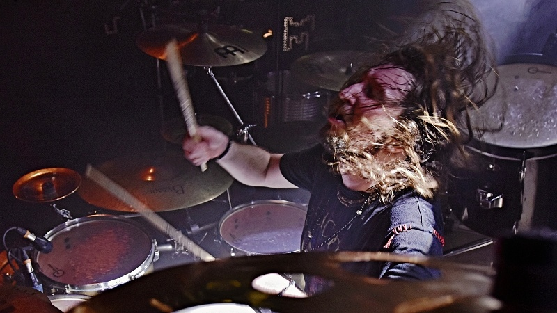 Miloš Meier, Drumming Syndrome