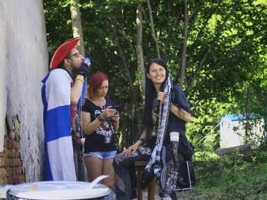 Fans, Radvanická Rocková Rokle