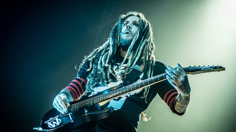 Brian 'Head' Welch, Korn