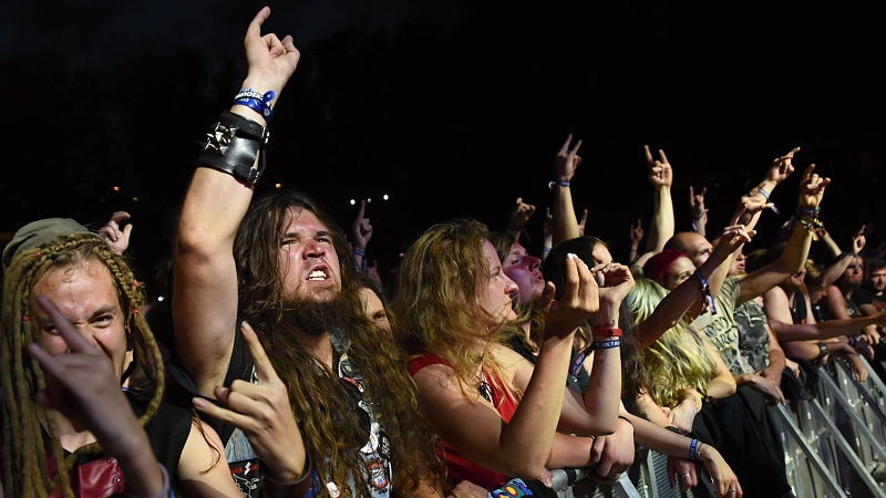 Fans festivalu