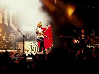Kissin' Dynamite / foto: Aleš Džon Steffek