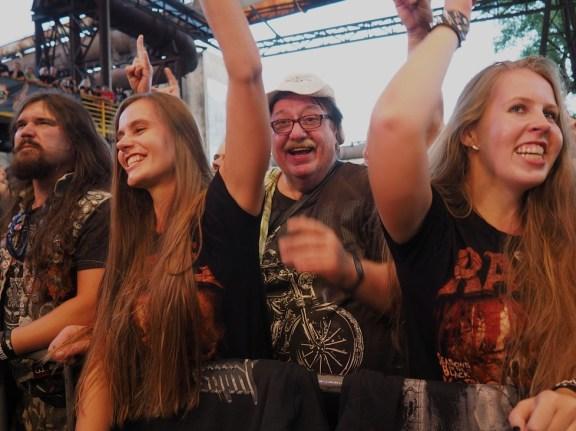 Ostrava v plamenech, fans / foto: Aleš Džon Steffek