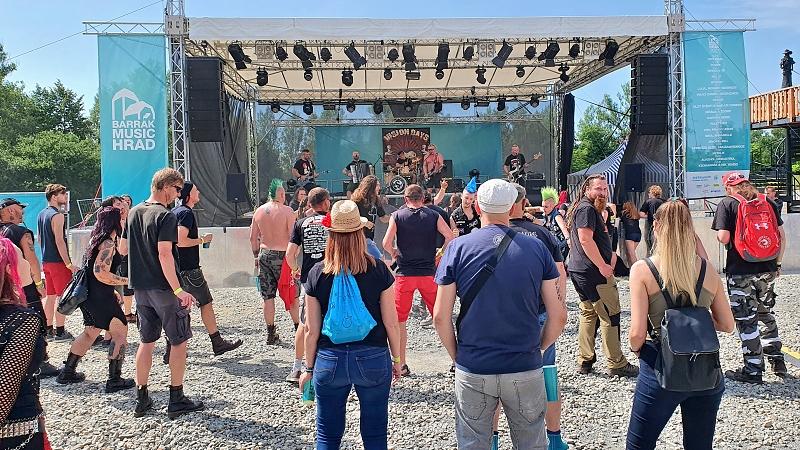 Festival Punk na Slezskoostravském hradě