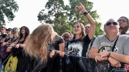 Fans Rock Castle / foto: Honza Švanda