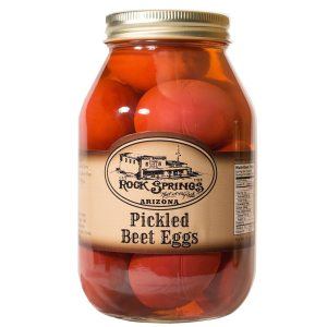 Pickled Beet Eggs