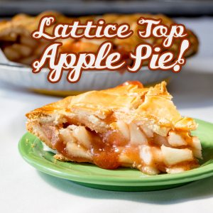 Mouthwatering, delicious Apple Pie