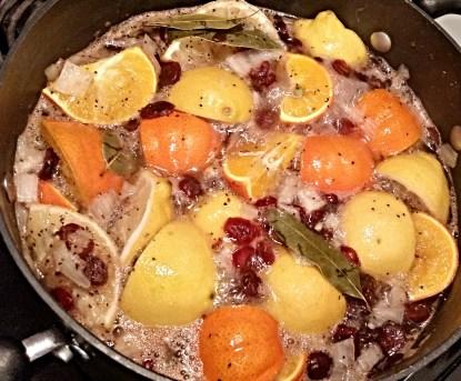 Chef Bob's Recipe for the Perfect Thanksgiving Turkey Brine