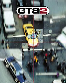Jaquette GTA 2