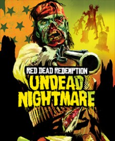 Jaquette Red Dead Redemption Undead Nightmare