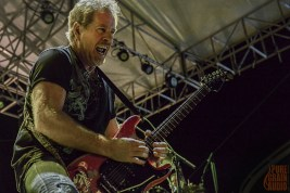 Night Ranger perform on The Monsters Of Rock Cruise