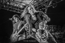 Slaughter on The Monsters Of Rock Cruise