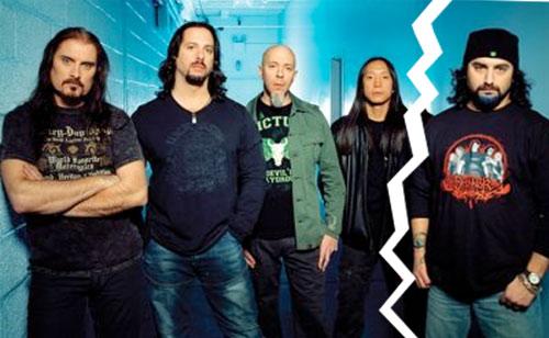 Dream Theater con Mike