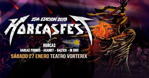 HORCASFEST en el Teatro Vorterix, Buenos Aires @ Teatro Vorterix | Buenos Aires | Argentina