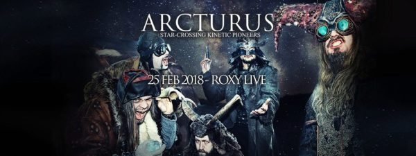 ARCTURUS en The Roxy Live, Buenos Aires @ The Roxy Live | Buenos Aires | Argentina