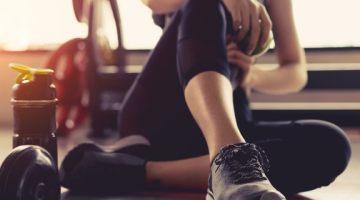 Muskelpflege