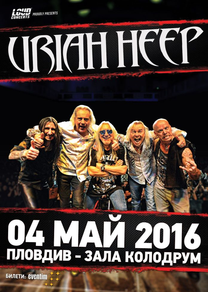 2016.05.04 Uriah Heep (Loud Concerts)
