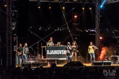 Kiril Djaikovski @ Kavatsi Beach Fest, 2016